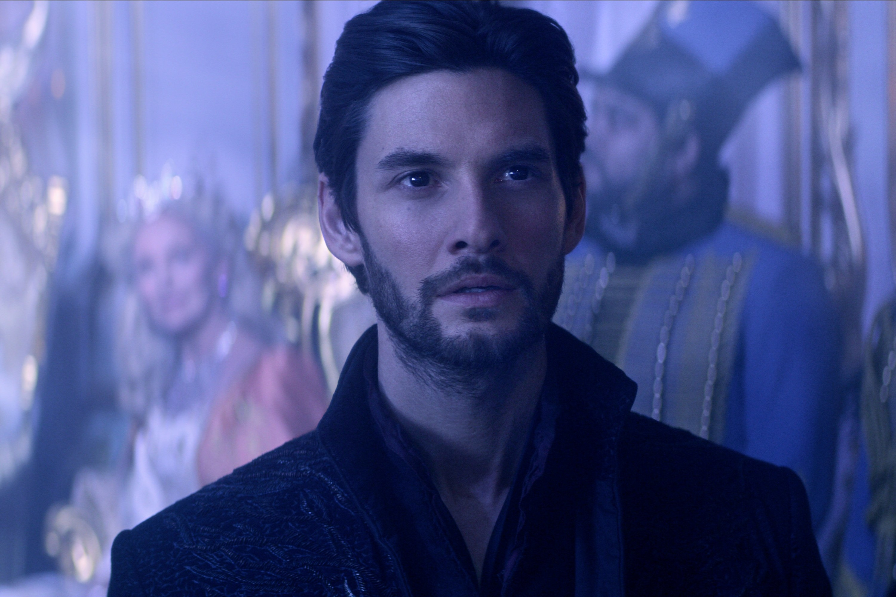 BEN BARNES as THE DARKLING/GENERAL KIRIGAN