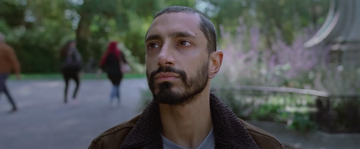 """Riz Ahmed looking calm in """"Sound of Metal"""""""