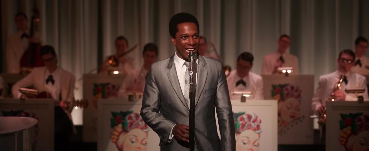 """Leslie Odom Jr. singing in """"One Night in Miami..."""""""