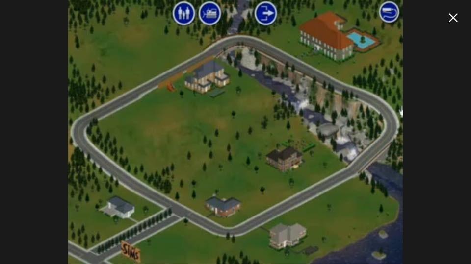 sims screenshot