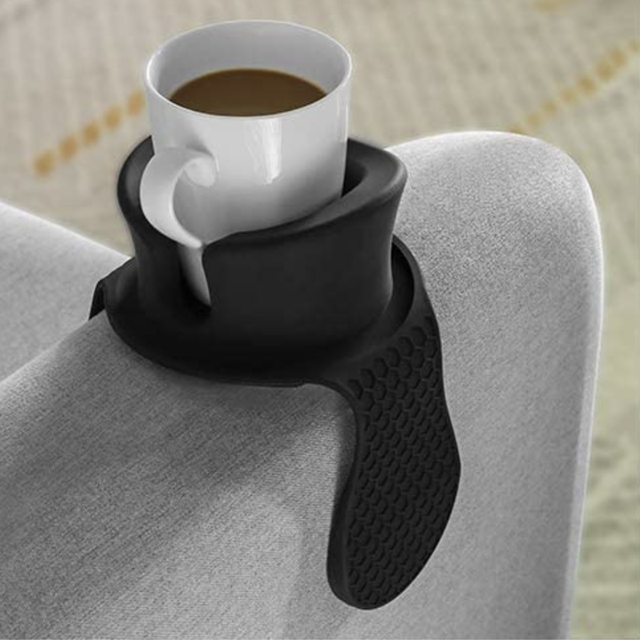 Same cup holder with a mug