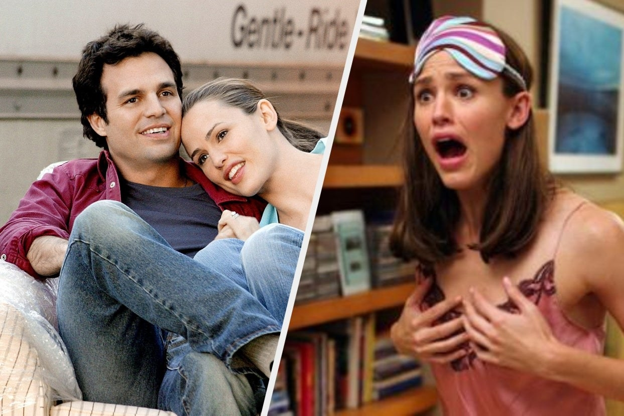 Jenna from 13 Going on 30 gasping that her and matty are hooking up