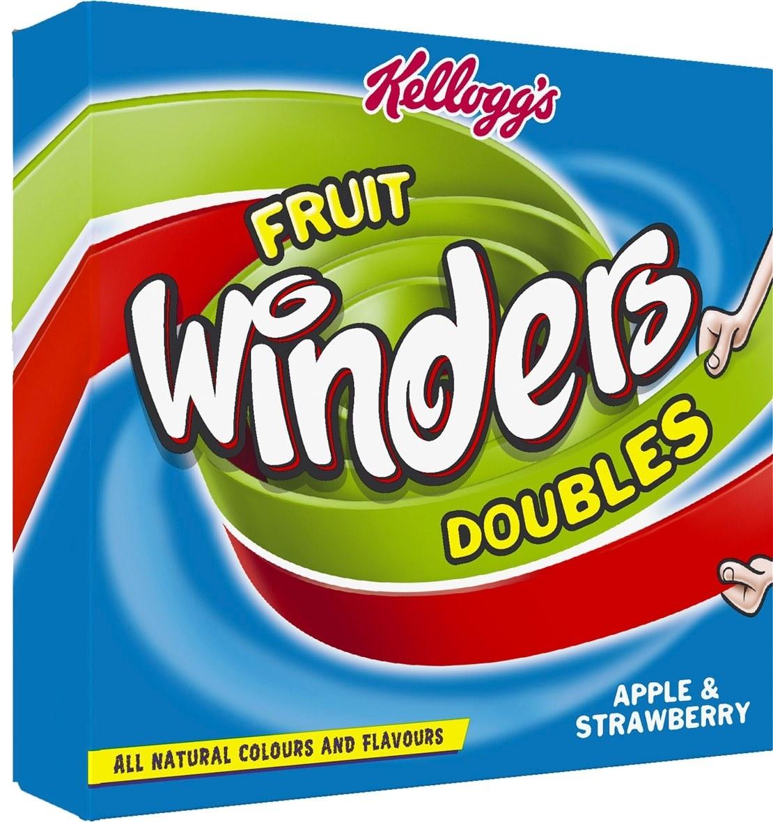 Box of Kellogg's Fruit Winders