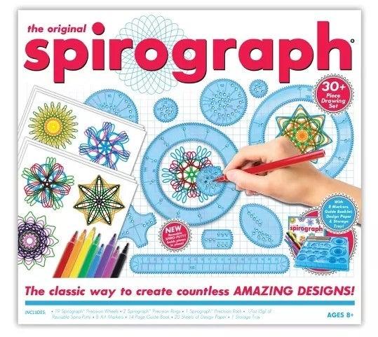 The original spirograph set