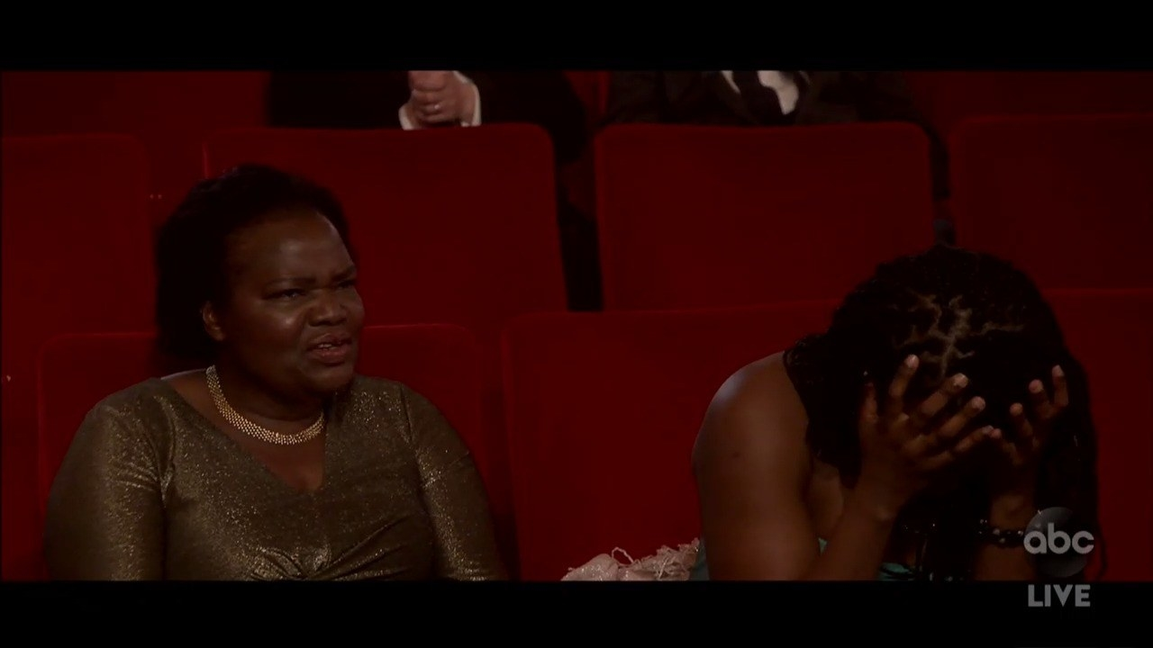 Awkward Moments from Oscars 2021