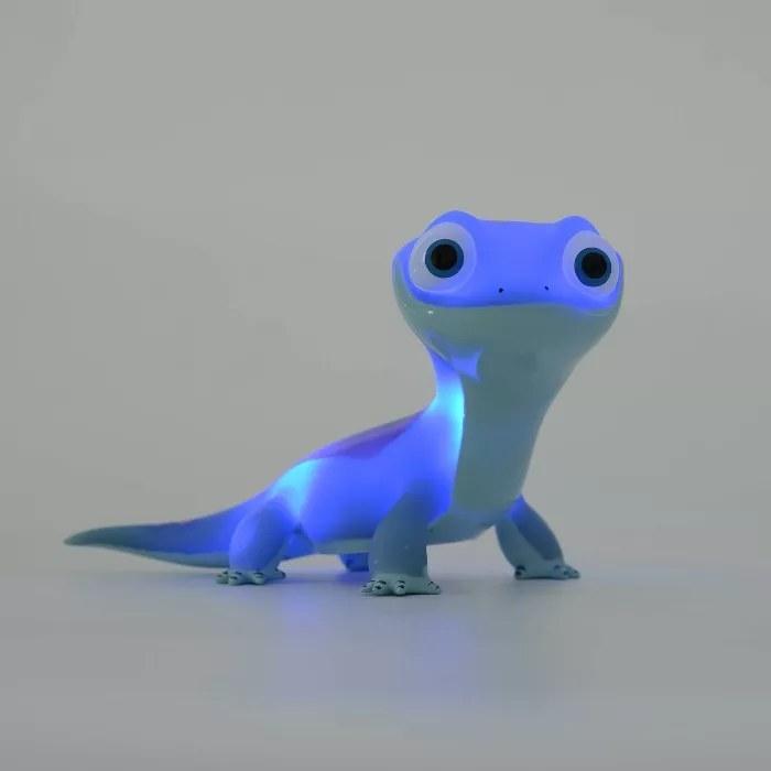The salamander doll night light