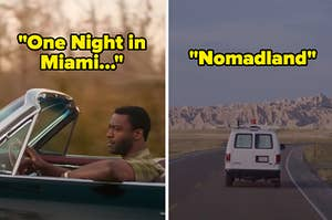 """""""迈阿密一天晚上""""和""""游牧民族"""""""