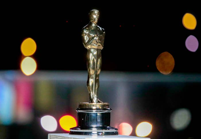The Oscar award