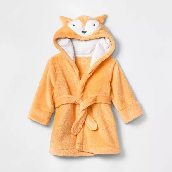 The bathrobe