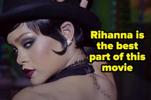 Rihanna in Valerian and the City of a Thousand Planets