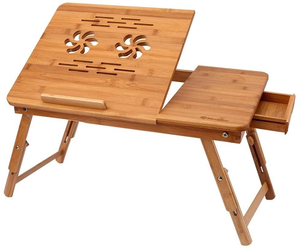 the laptop desk