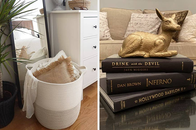 Just 25 Items That Will Instantly Make Any Home Feel More Luxurious