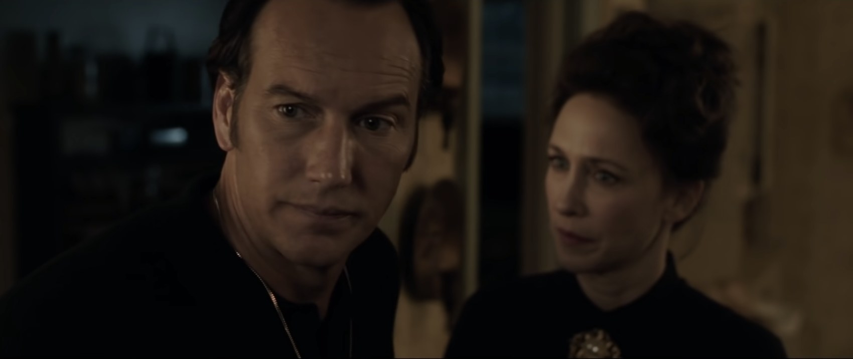 Ed and Lorraine Warren in The Conjuring 3