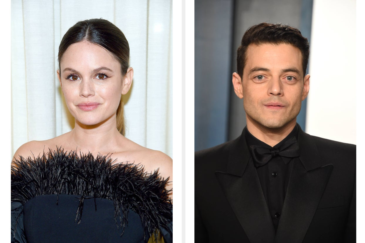 <p>Rachel Bilson Explained That She And Rami Malek Are All Good After The Yearbook Photo Drama thumbnail