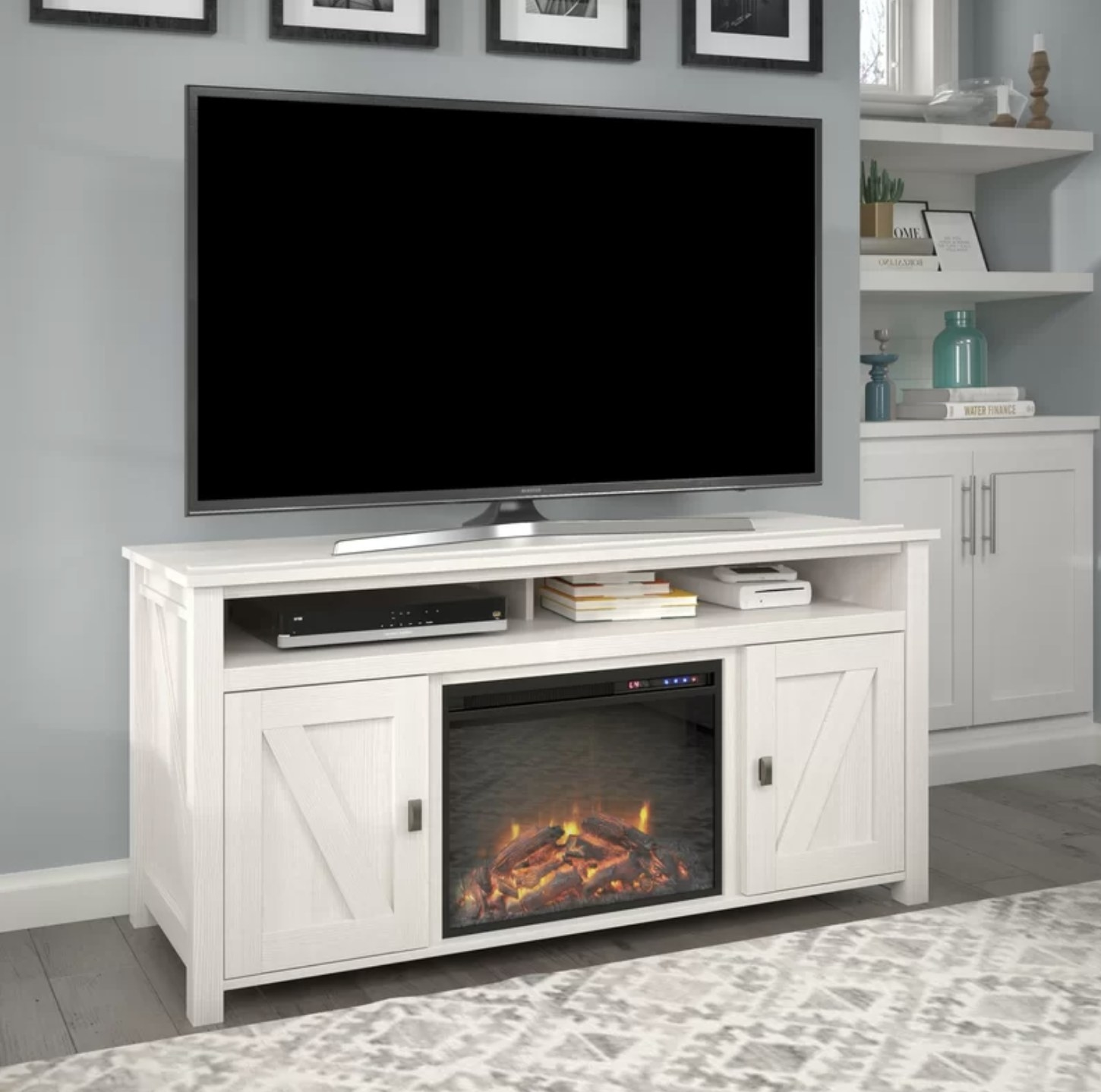 The TV Stand