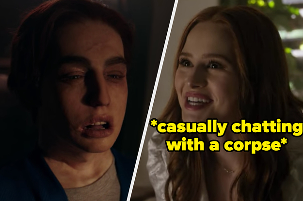 """""""Riverdale"""" Is The Wildest Show On TV Right Now, And These 15 Moments Prove It"""