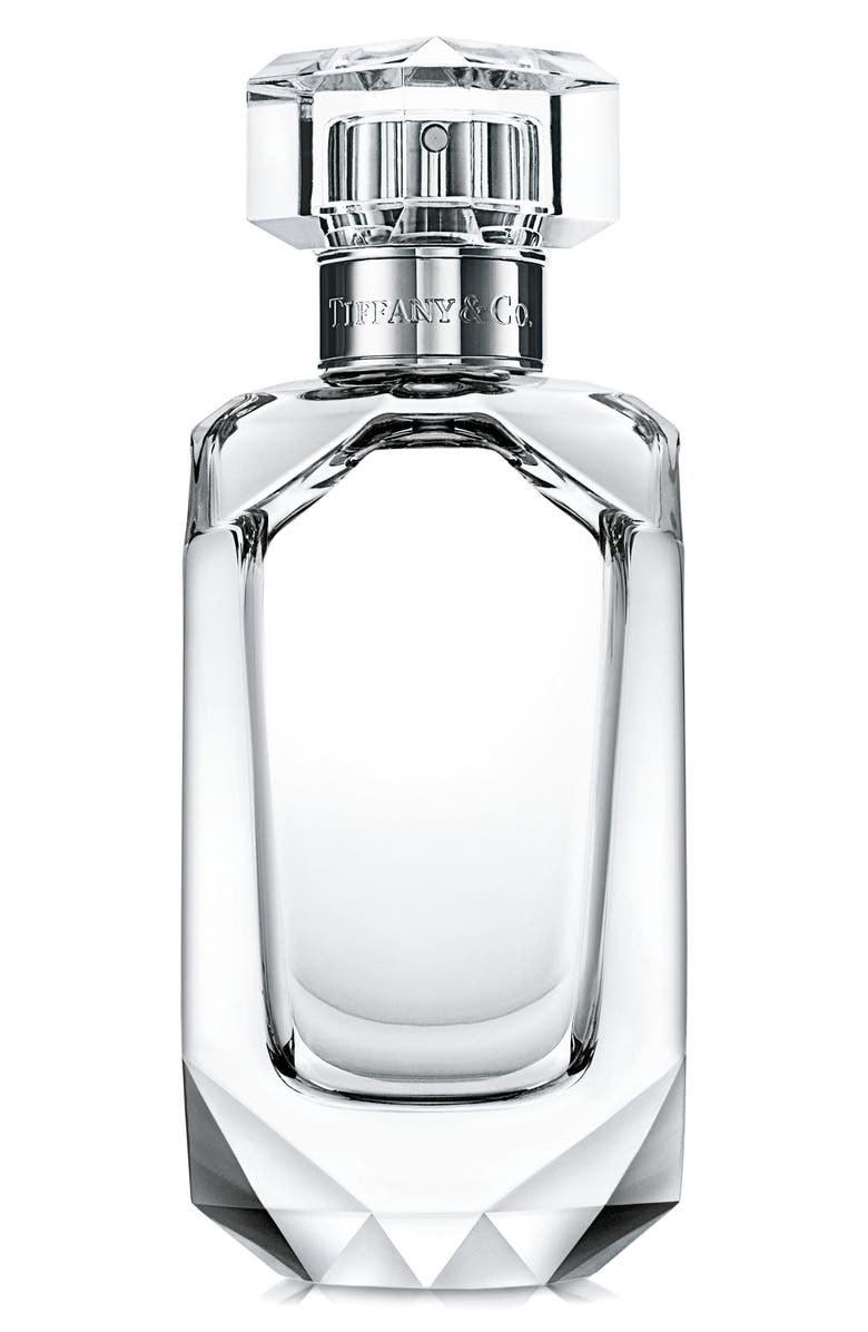 A bottle of the eau du toilette