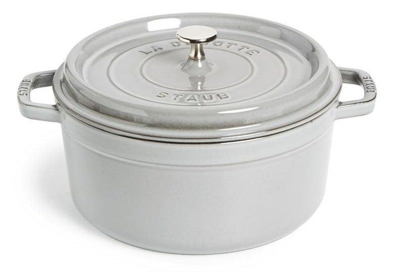 The pot in Graphite