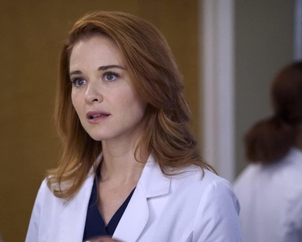 Sarah Drew in Grey's Anatomy
