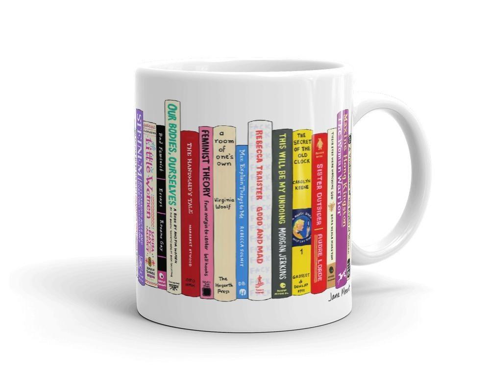 the feminism mug