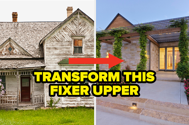 Purchase And Renovate A Fixer Upper In $180K And We'll Tell You What It's Worth