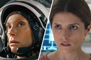 Toni Colette and Anna Kendrick in Stowaway