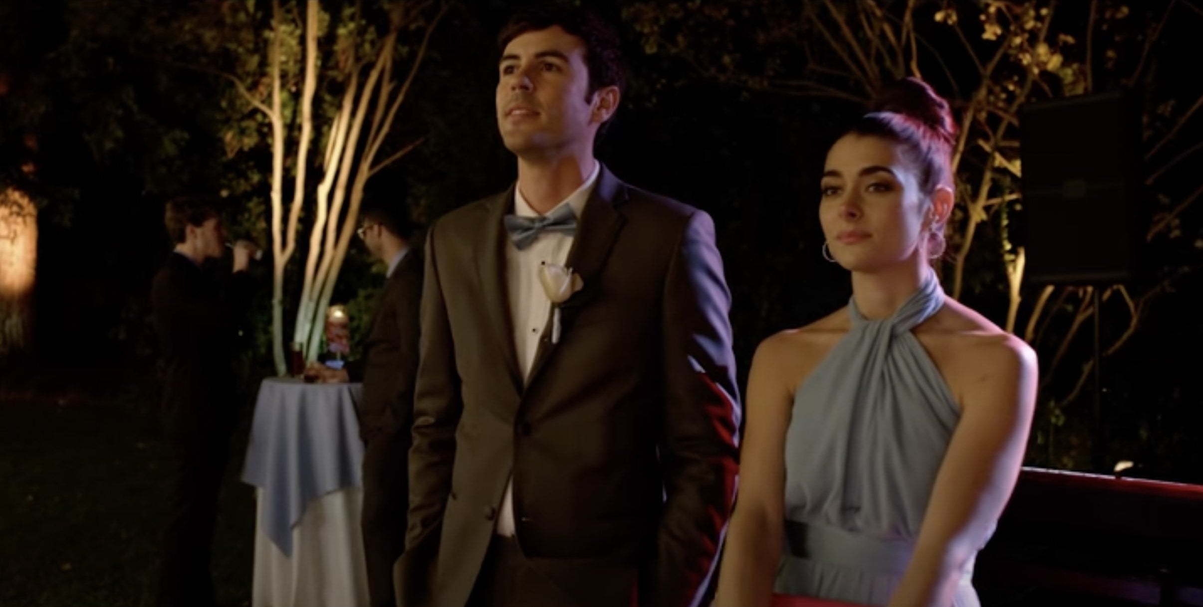 Blake Lee in The Wedding Party