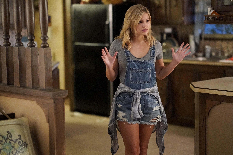 Olivia Holt in Cloak & Dagger