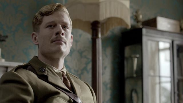 """James Norton in """"Lady Chatterly's Lover"""""""