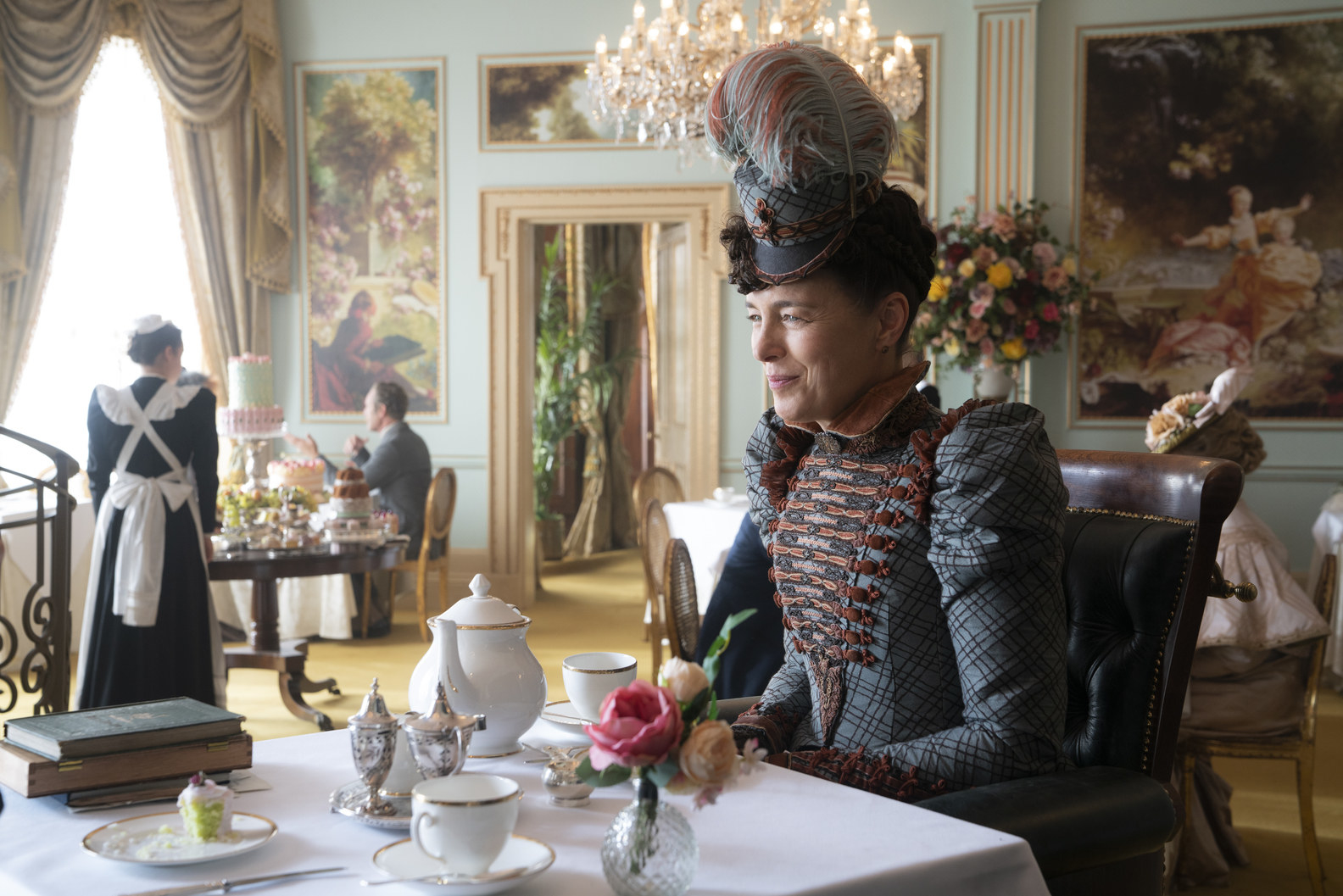 Olivia Williams in The Nevers