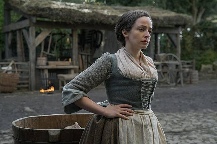 Donnelly in Outlander