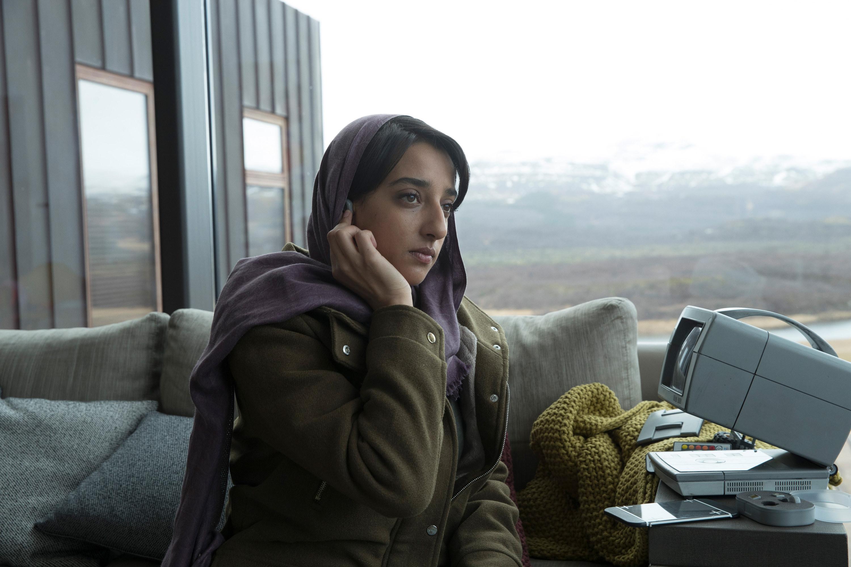 Kiran Sonia Sawar on Black Mirror