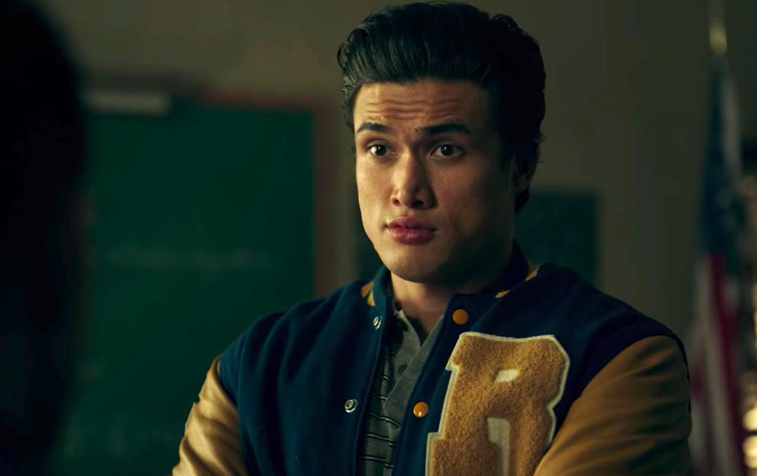 """Charles Melton as Reggie on """"Riverdale"""""""
