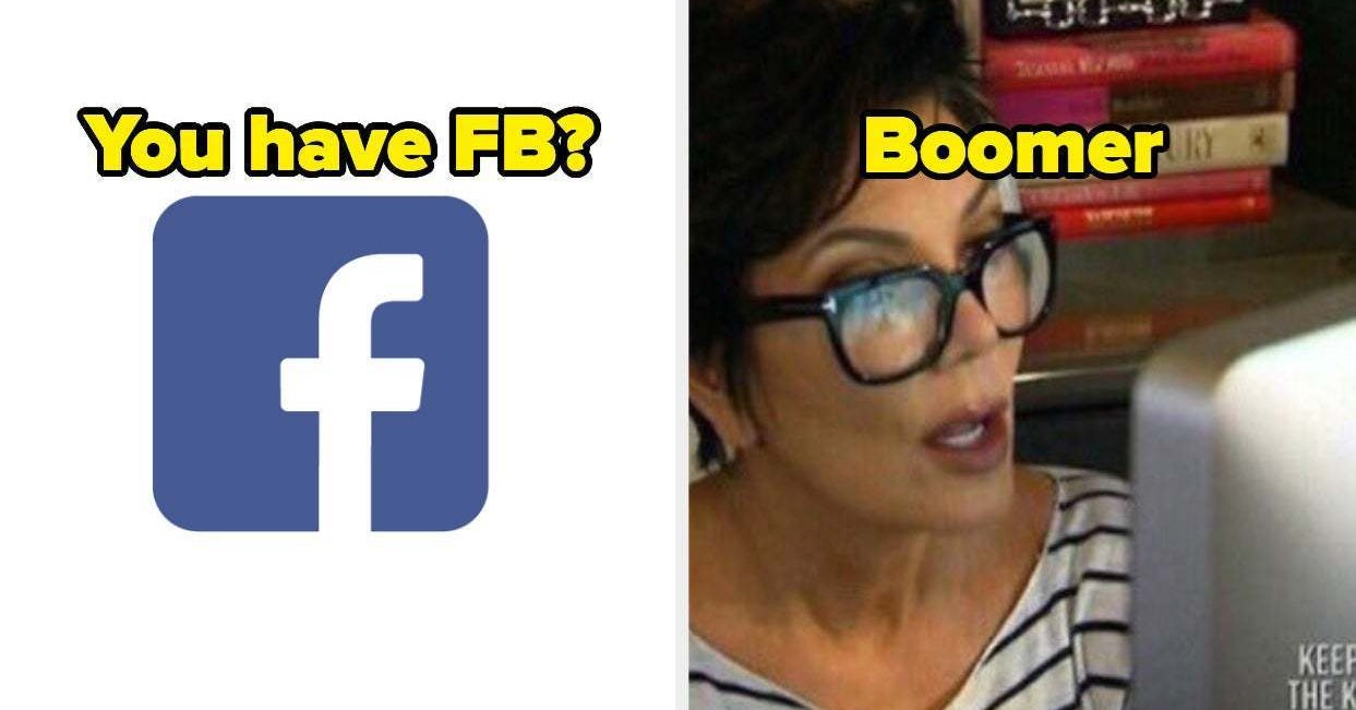 How Old Are You Based On The Way You Use Social Media? - buzzfeed