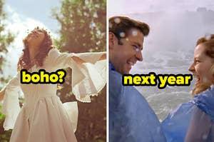 boho? next year
