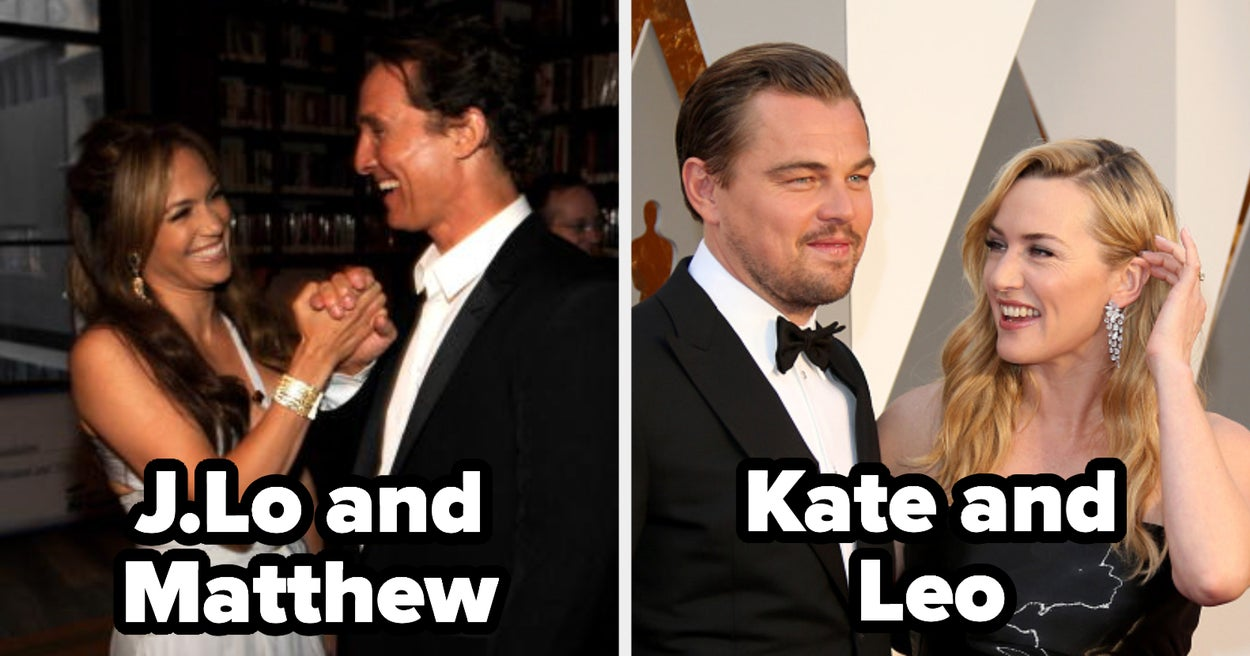 Are These Real Celeb Couples Or Did I Just Make Them Up?