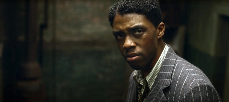 Boseman in Ma Rainey's Black Bottom