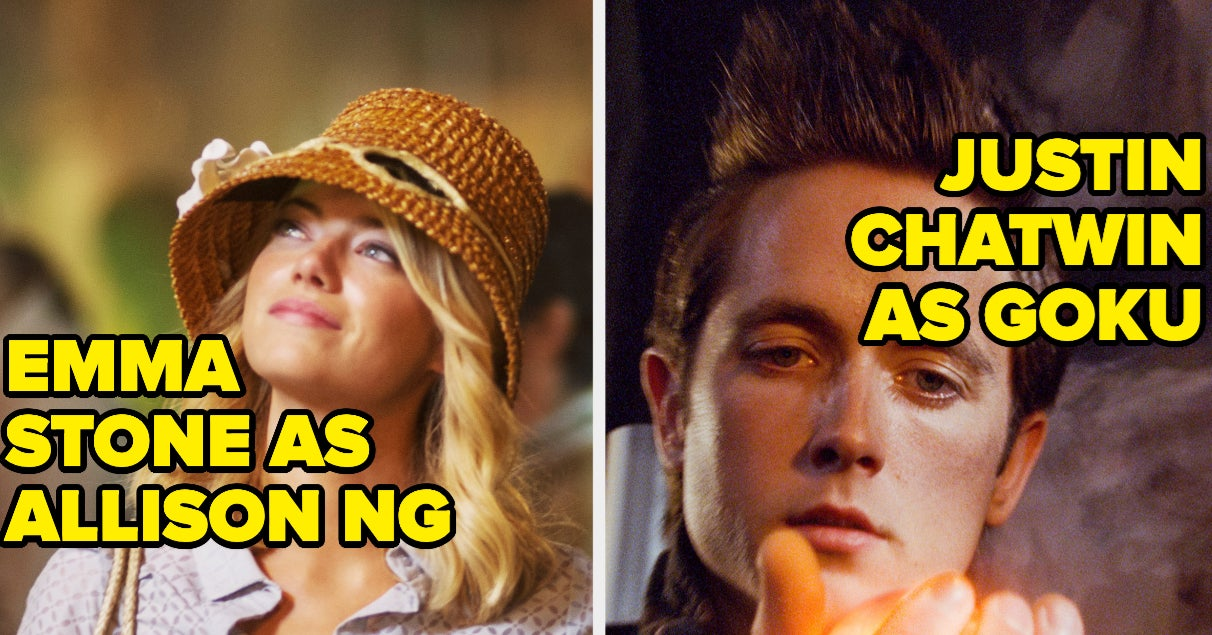 16 Roles Hollywood Directors Did A Terrible Job Of Casting - buzzfeed