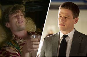 James Norton in The Nevers and McMafia