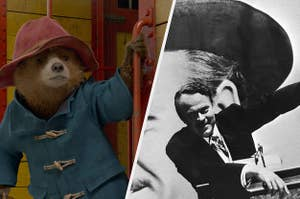 Paddington Bear and Charles Foster Kane