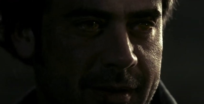 John Winchester with yellow eyes
