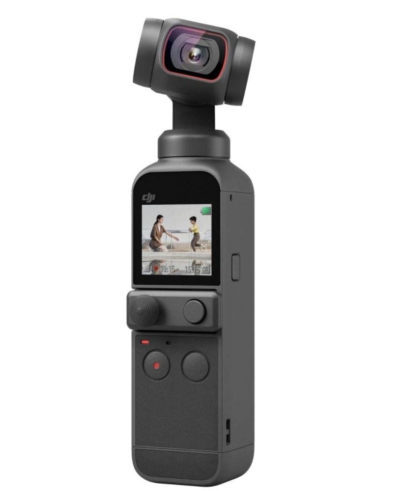 camera with small square screen