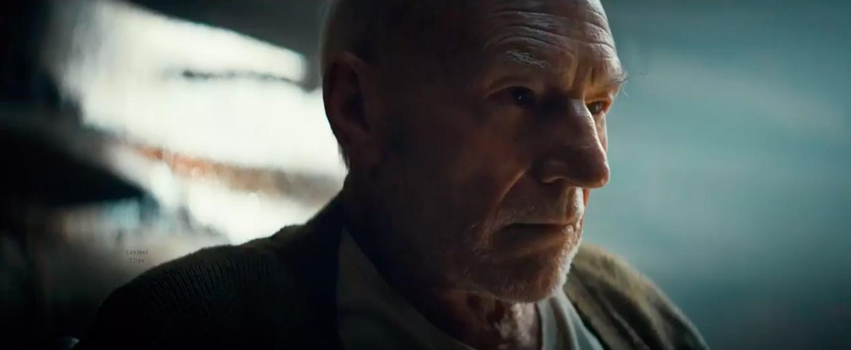 """Professor X in """"Logan"""""""