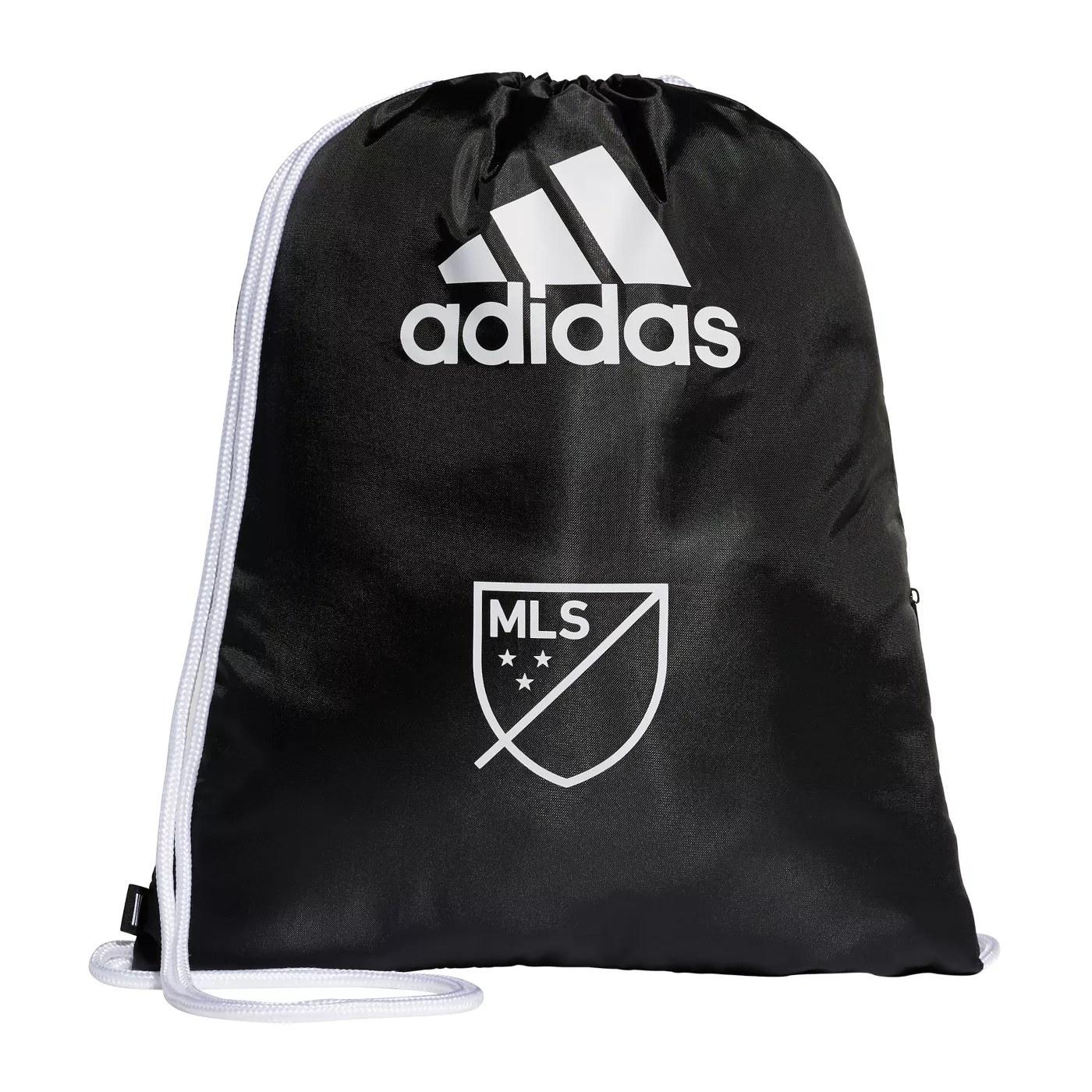 The MLS Adidas bag