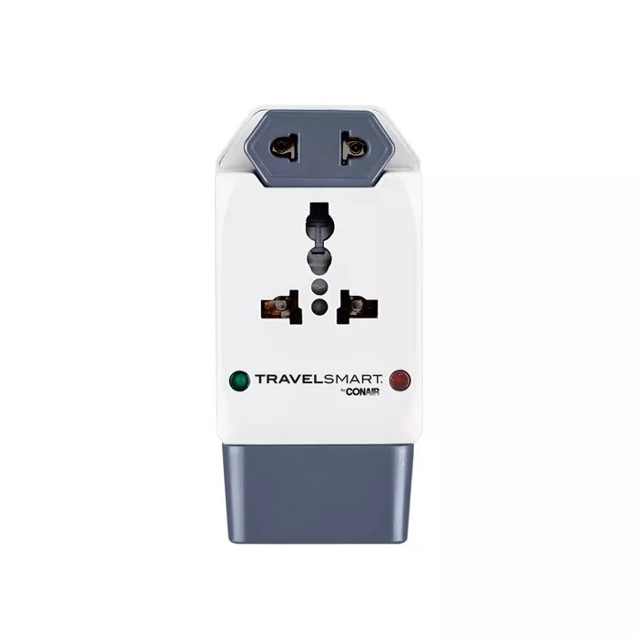 The Travel Smart adapter by Conair