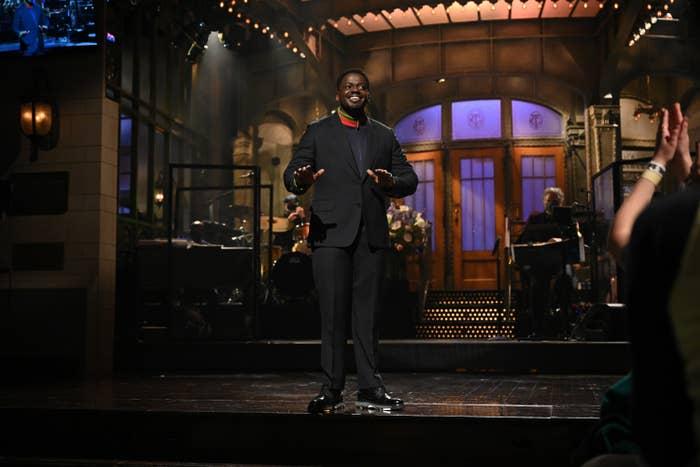 Daniel Kaluuya on Saturday Night Live