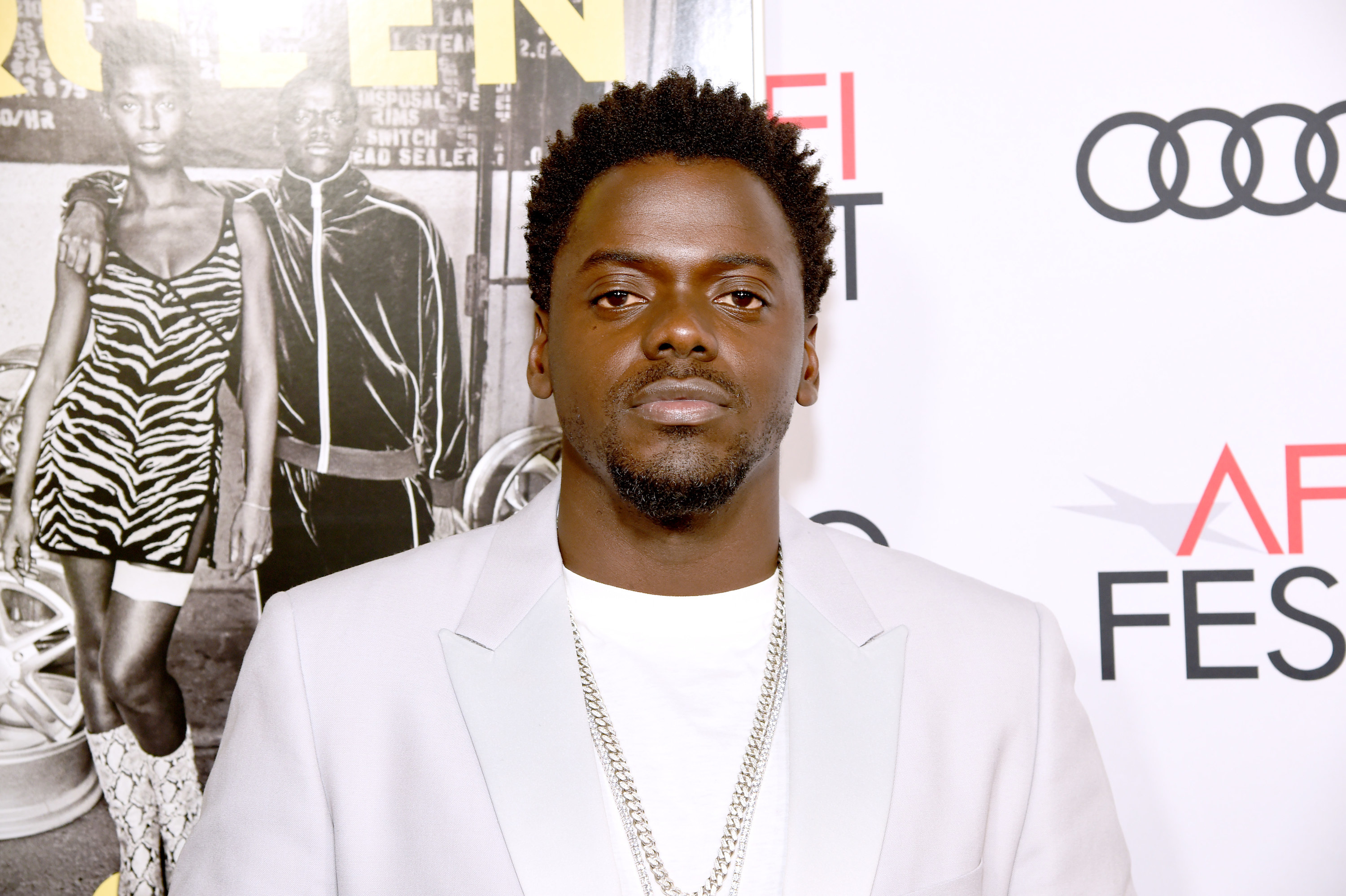 Kaluuya at the Queen & Slim premiere in Hollywood