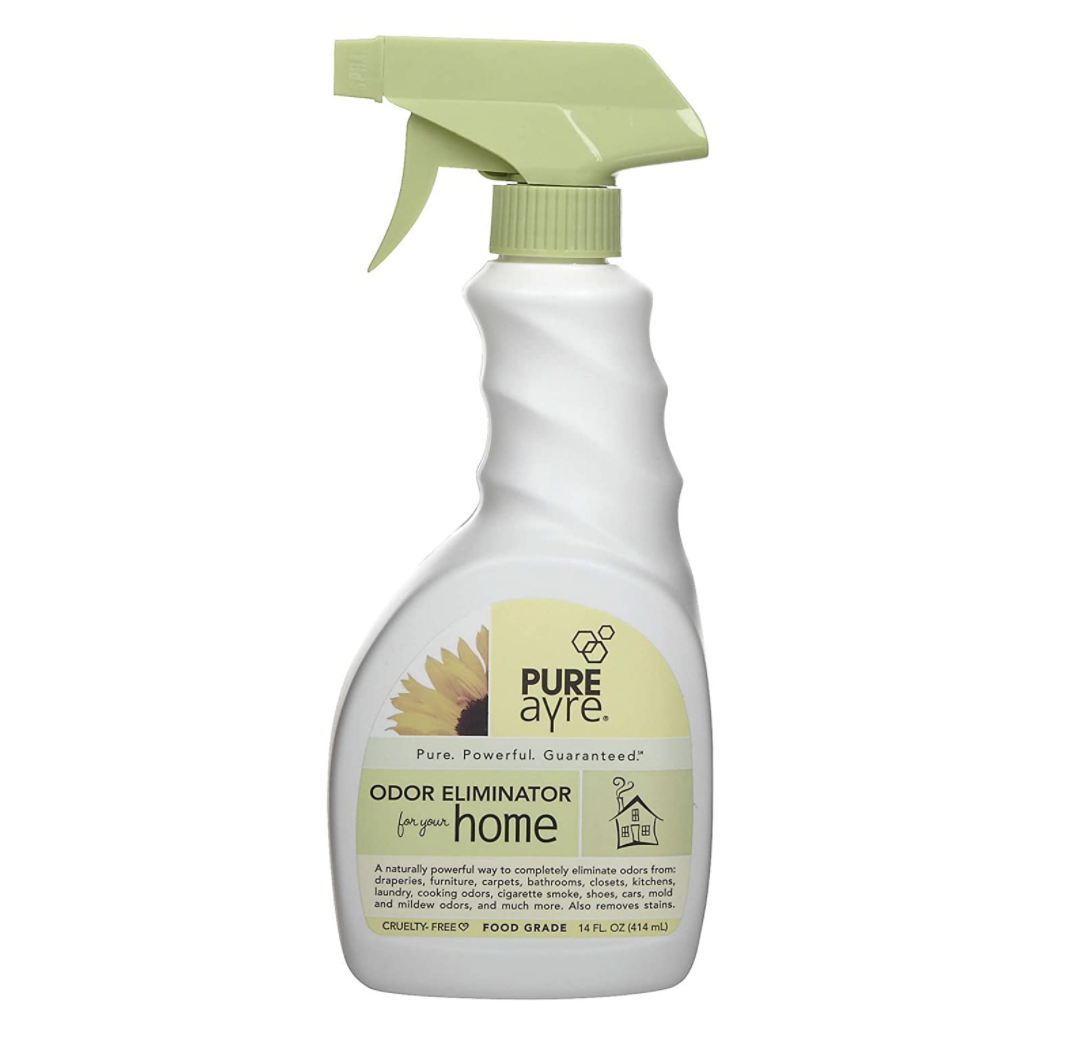 Bottle of Pureayre Odor Eliminator for your Home