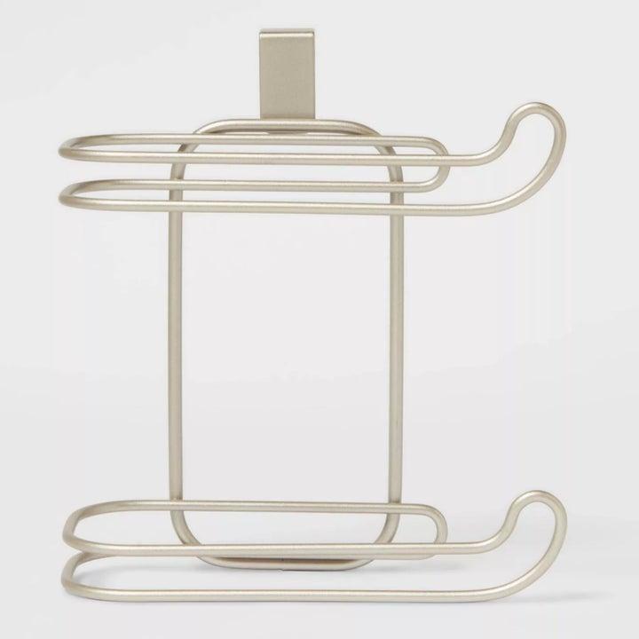 The freestanding toilet paper holder