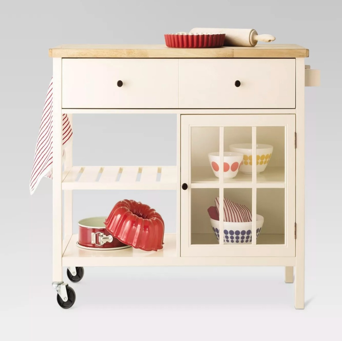The kitchen cart